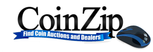 CoinZip Auctions and Dealers