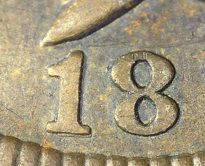 1896 RPD-012 - Indian Head Penny - Photo by David Killough