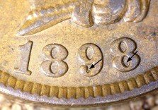 1898 RPD-007 - Indian Head Penny - Photo by David Killough