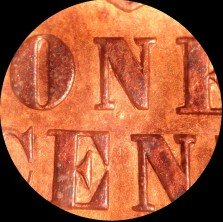 1898 ODD-001 Die Dot Indian Head Penny