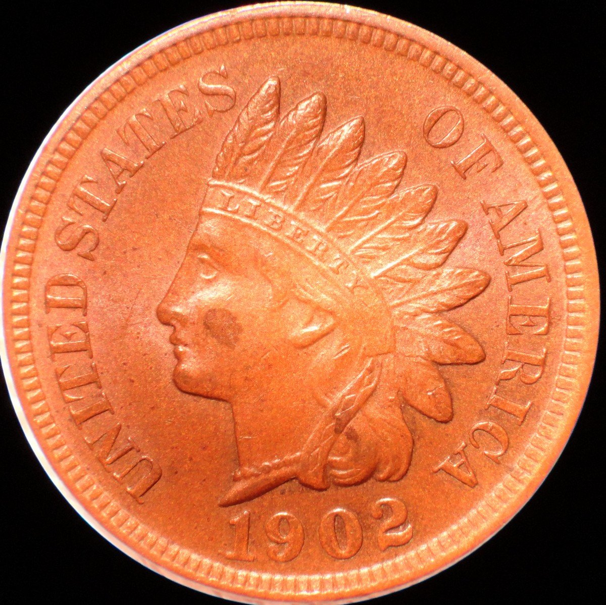 1902 RPD-013 Indian Head Penny