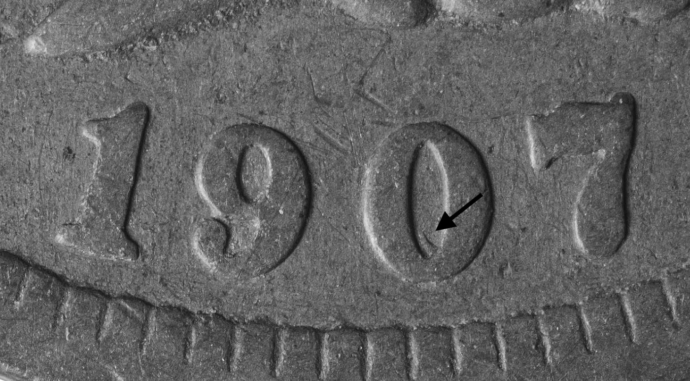 1907 RPD-043 Indian Head Penny - Photo by Kurt Story