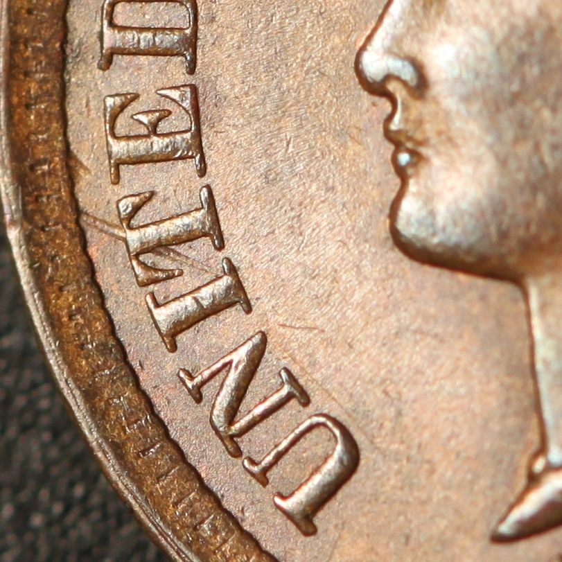 1902 ODD-002 - Indian Head Penny - Photo by Ed Nathanson