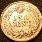 Counterfeit 1878 Indian Cent