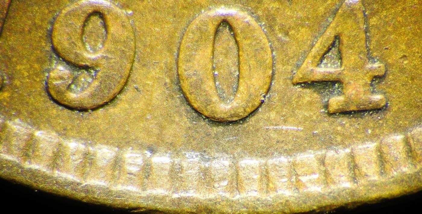 1904 RPD-004 - Indian Head Penny
