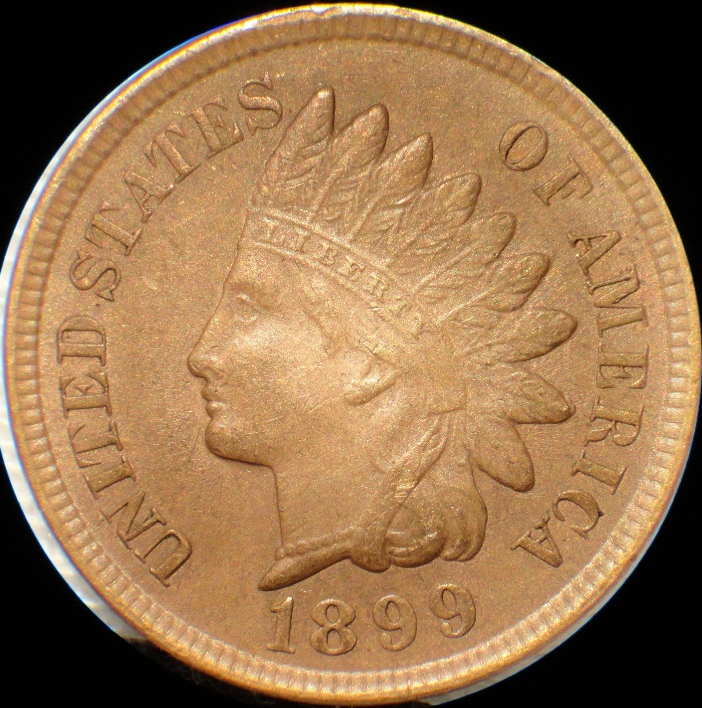 1899 RPD-036 Indian Head Penny