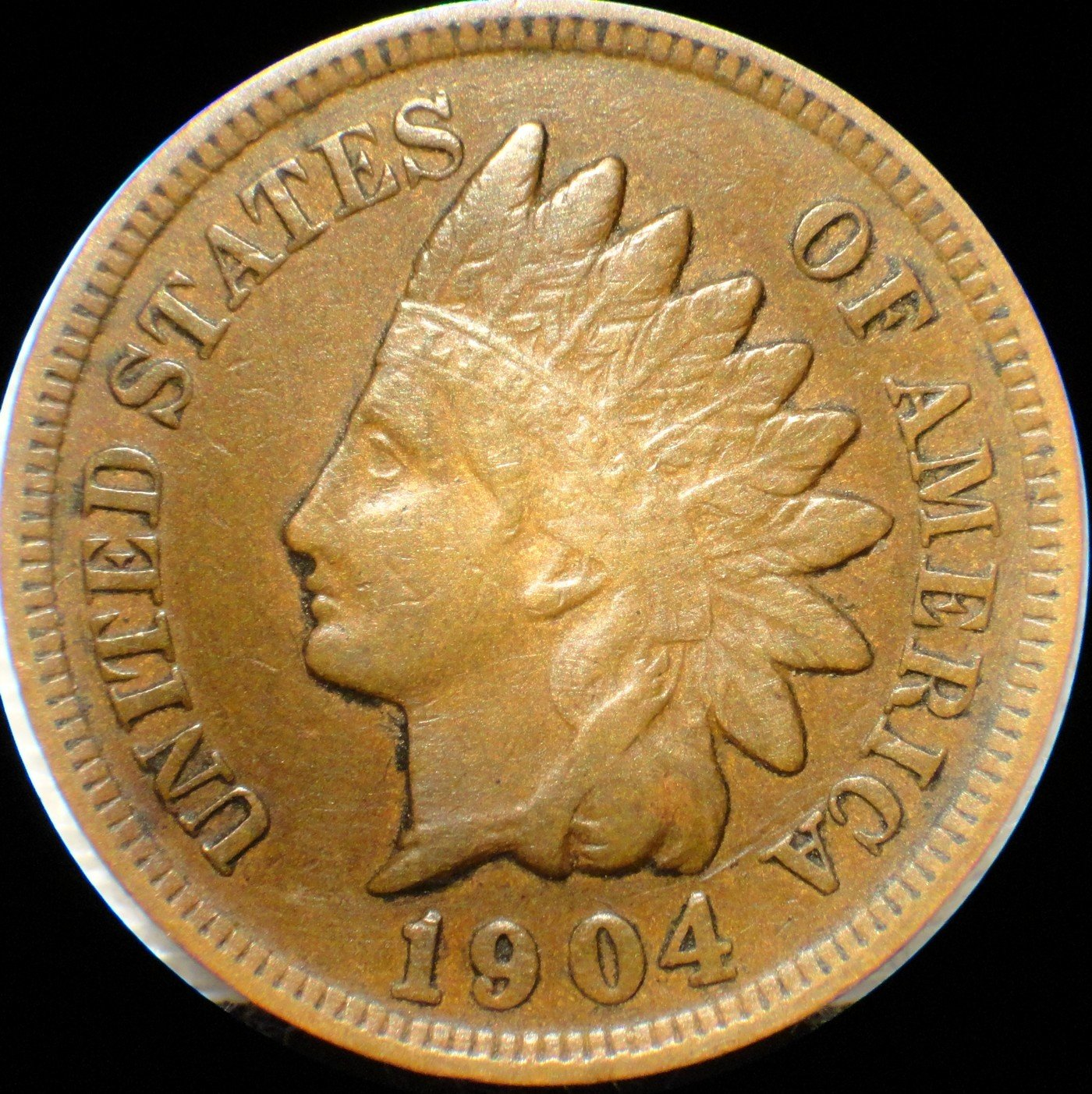 1904 MPD-009 Indian Head Penny
