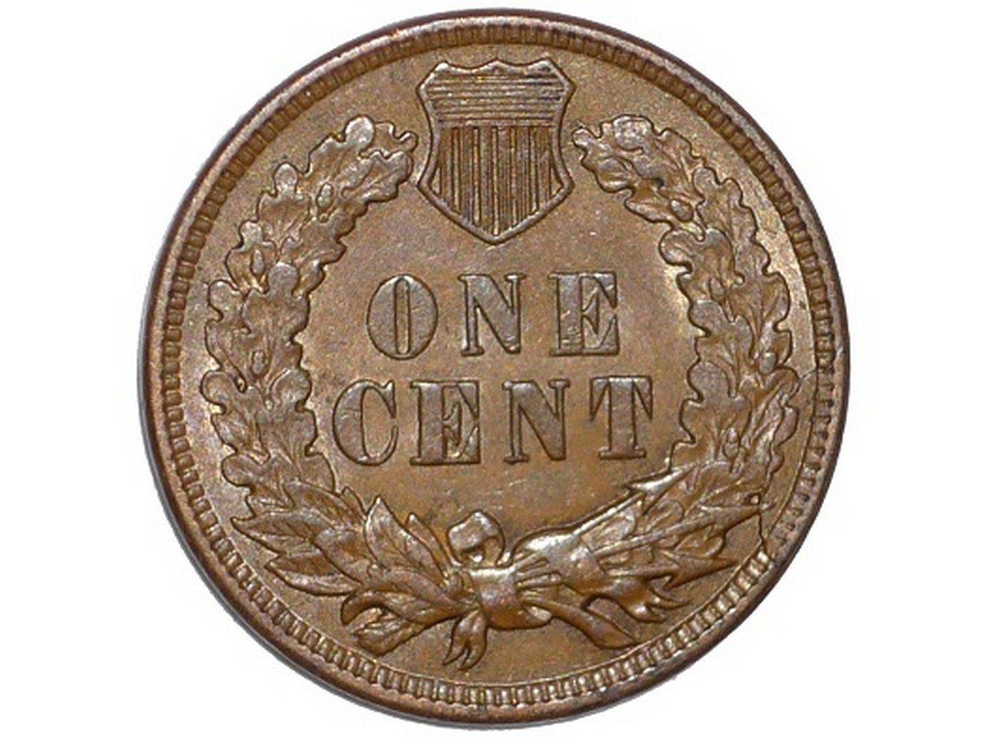 1906 CUD-001 - Indian Head Penny - Photo by David Poliquin
