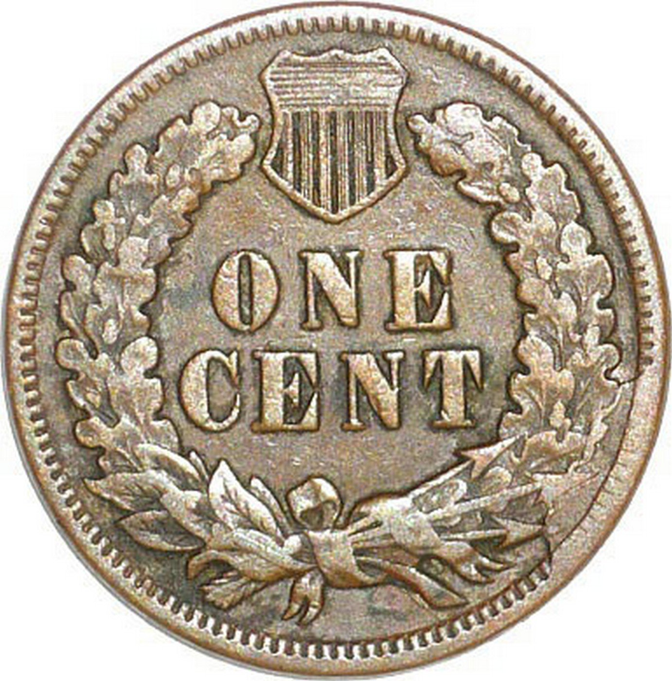 1905 CUD-004 - Indian Head Cent - Photo by David Poliquin