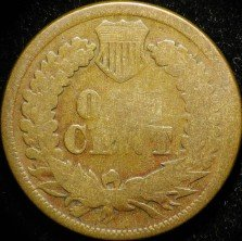 1866 ODD-001 - Indian Head Penny