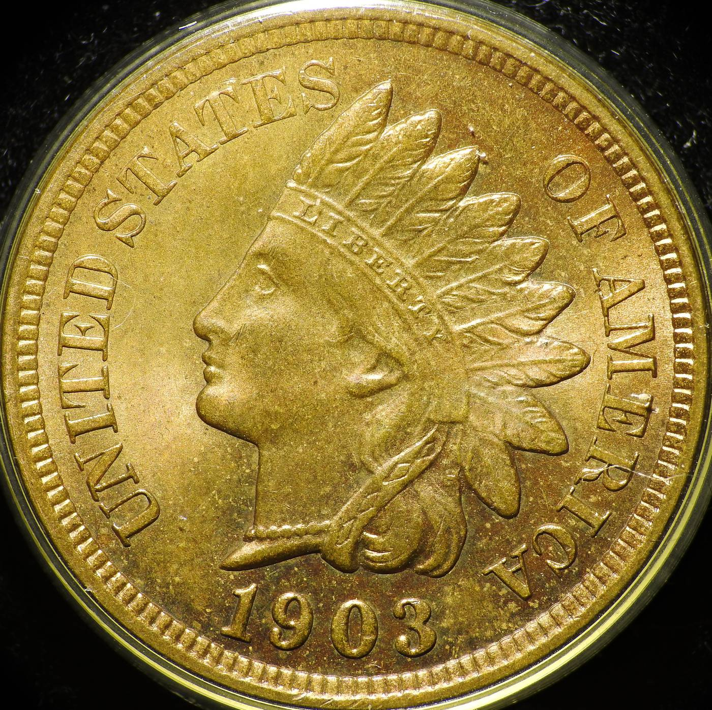 1903 RPD-019 - Indian Head Penny