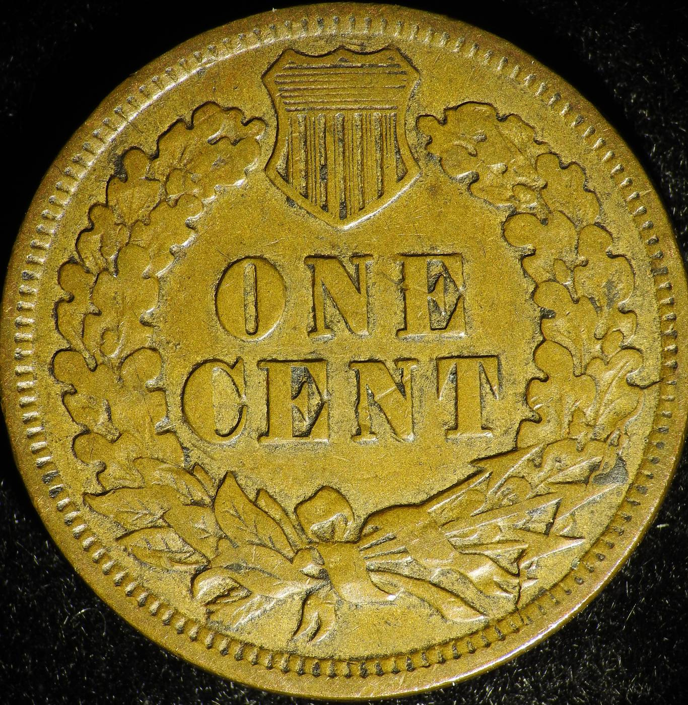 1905 CUD-006 - Indian Head Penny
