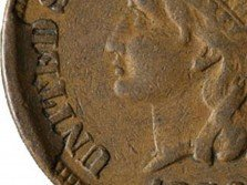1882 CUD-001 - Indian Head Penny - Photo by David Poliquin