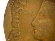 1906 CUD-003 - Indian Head Penny - Photo by David Poliquin